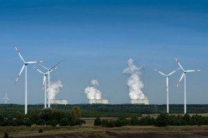 Hohe CO2-Emission