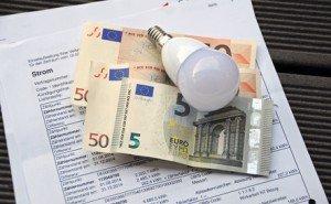 Ersparnis bei der Stromrechnung