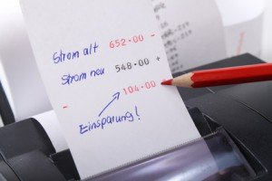 Stromanbieter wechseln - Saftig sparen