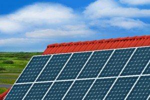Umweltschutz durch Photovoltaik-Anlagen